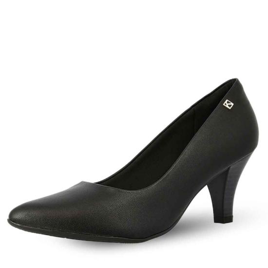 Piccadilly fekete kényelmes alkalmi cipő