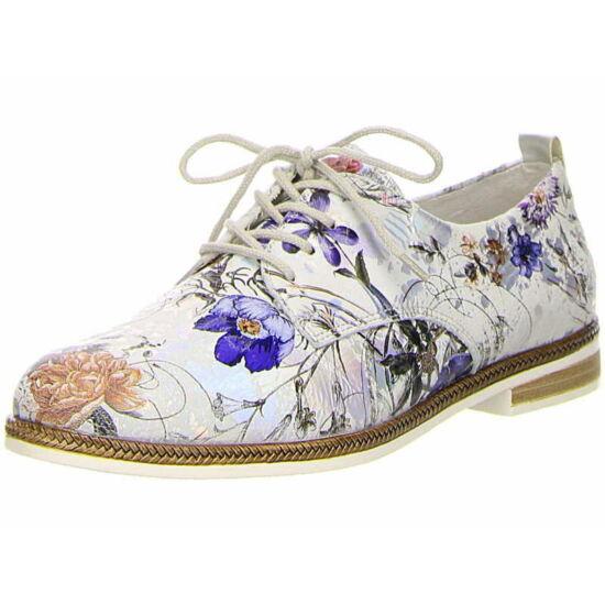 Remonte virág mintás cipő