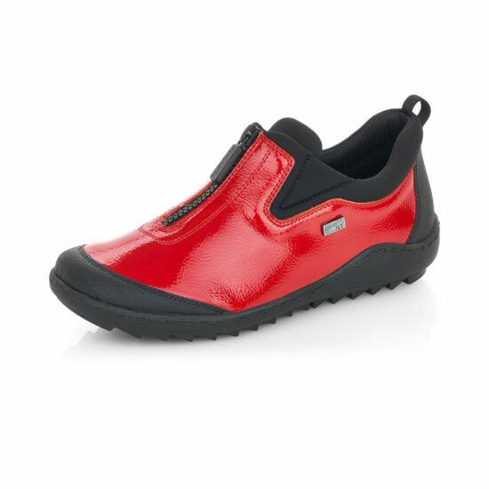 Remonte piros félcipő RemonteTex
