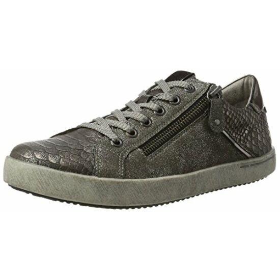 Remonte ezüstmetál cipő