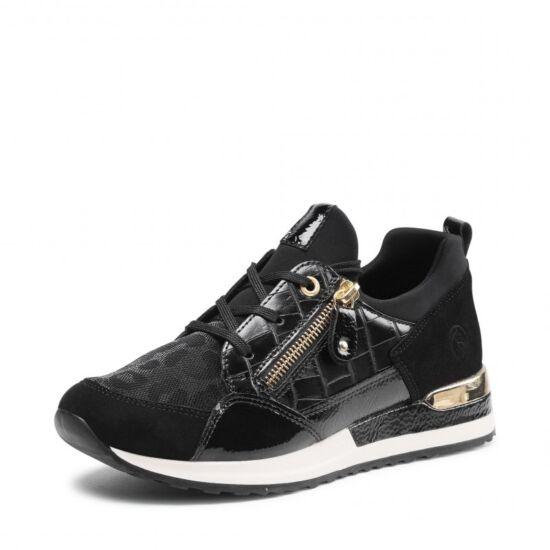 Remonte fekete sneaker