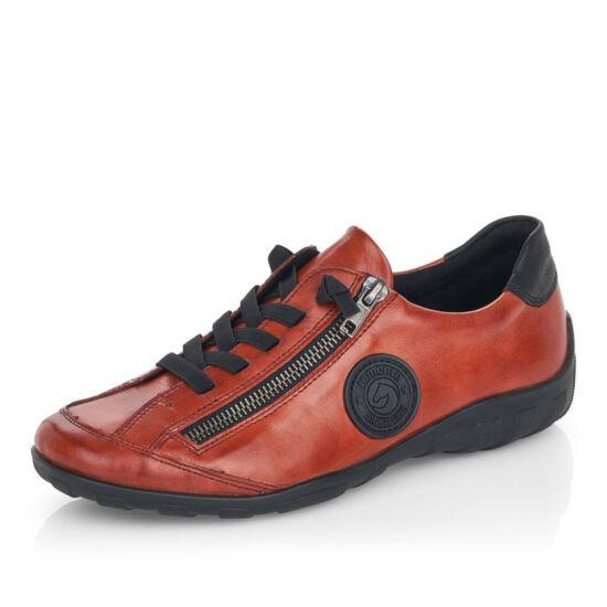 Remonte orange cipő