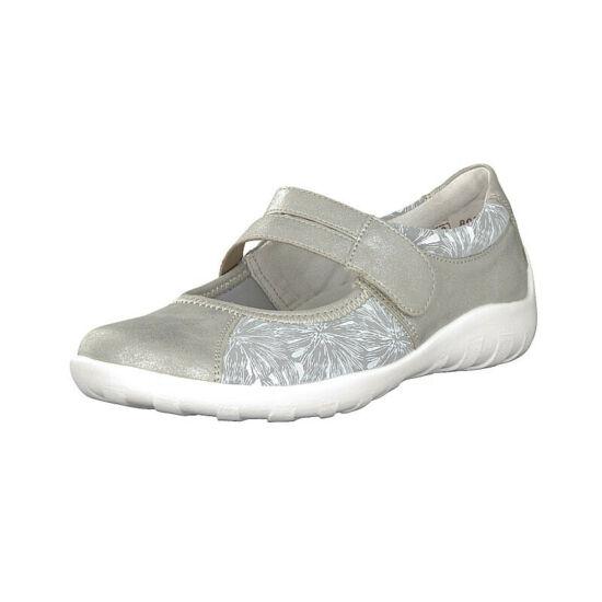 Remonte szürke kombi cipő