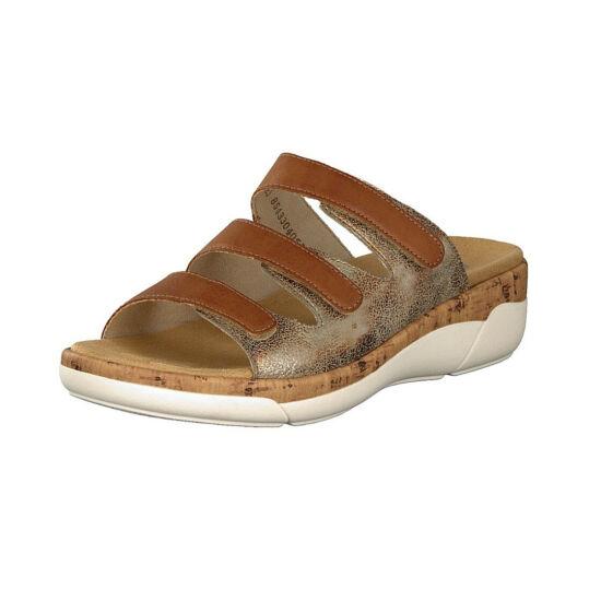 Remonte barna combi papucs