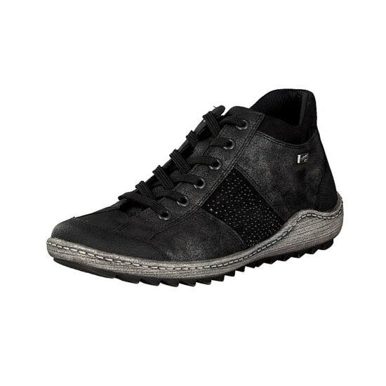 Remonte szürke magasszárú cipő Remonte TEX