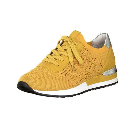 Remonte sárga nyári sneaker
