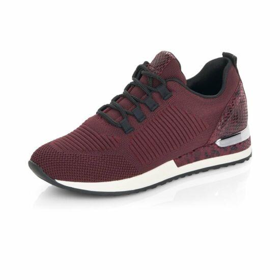 Remonte burgundi sneaker