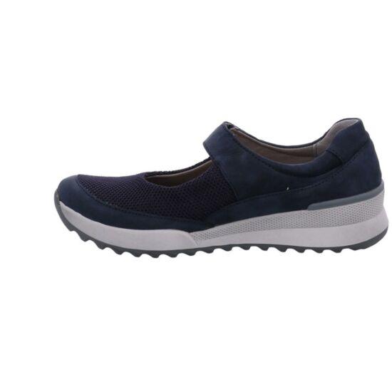 Romika kék női kényelmi cipő