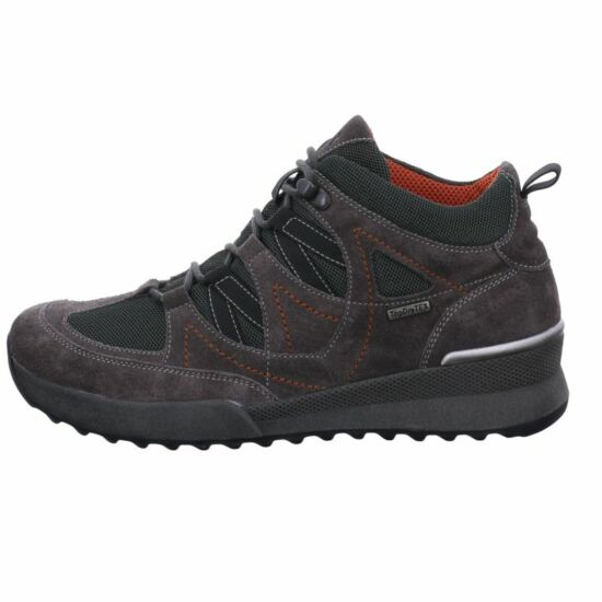 Romika szürke női magas szárú cipő Top Dry Tex