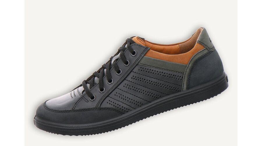 Jomos fekete férfi cipő - 49 - Óriás-Shop nagyméretű férfi ruhák és ... ac9df556f5