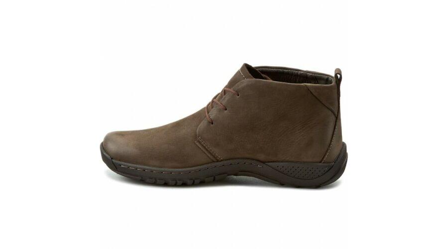 Josef Seibel barna férfi magas szárú cipő - 47 - Óriás-Shop ... f6d0dd335a