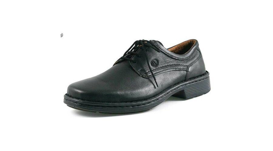 bedae76b7d Josef Seibel fekete férfi alkalmi cipő - 47 - Óriás-Shop nagyméretű ...