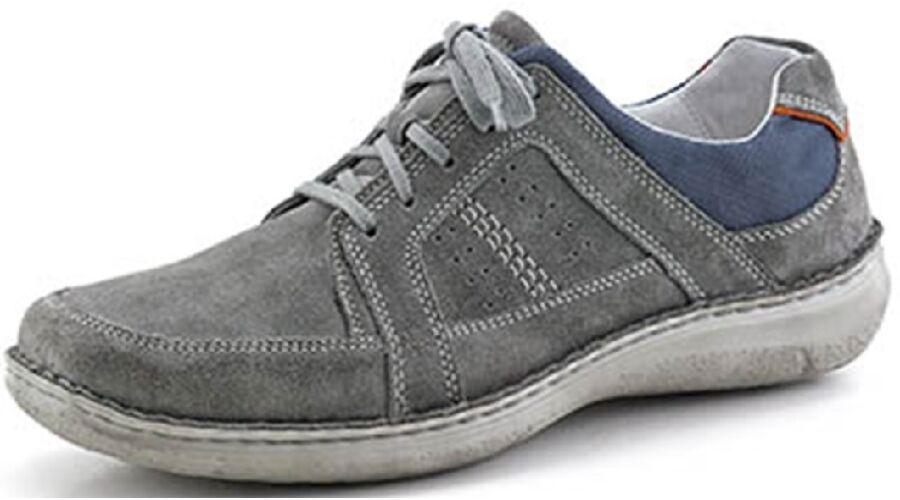 Josef Seibel szürke férfi cipő - 49 - Óriás-Shop nagyméretű férfi ... 43bf693ca4