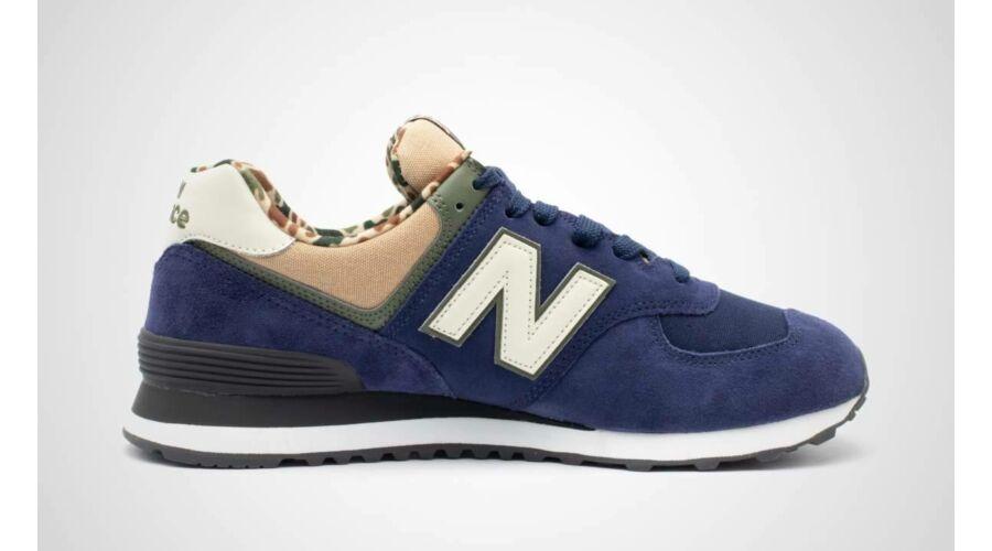New Balance sötétkék sportcipő - 51 - Óriás-Shop nagyméretű férfi ... 35d4a1c289