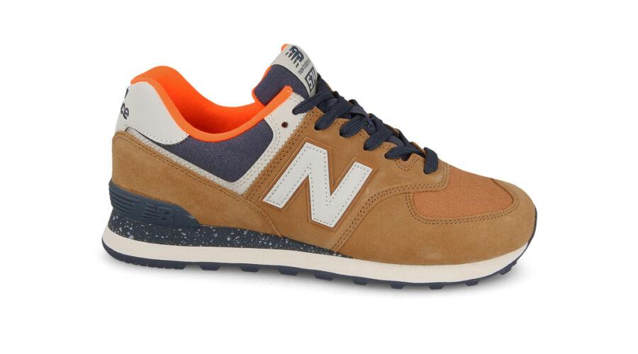 New Balance világosbarna sportcipő - 49 - Óriás-Shop nagyméretű ... 30bfab8aa7