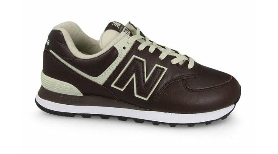 New Balance burgundi sportcipő - 49 - Óriás-Shop nagyméretű férfi ... 42095759c8