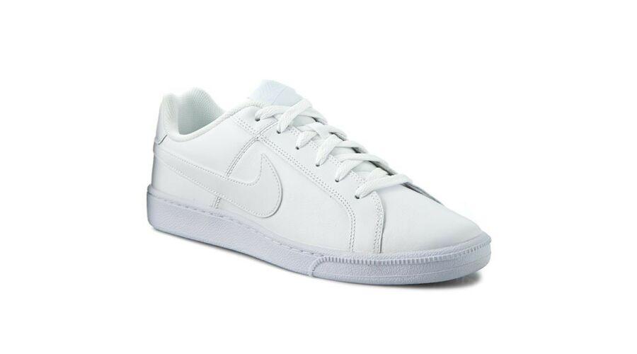 Kép 1 3 - Nike Court Royale fehér bőr utcai cipő. Loading zoom. Katt rá a  felnagyításhoz 4470f5adad