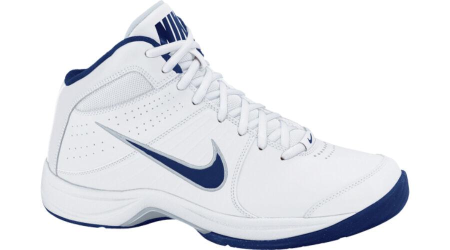 Kép 1 1 - NIKE THE OVERPLAY VI BASKETBALL SHOES fehér utcai kosárlabda cipő f25f34ca32