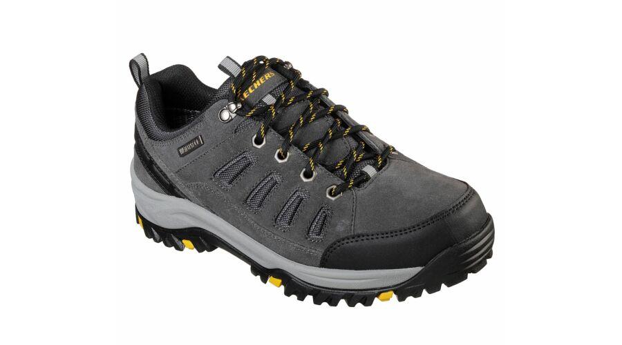 d264442714 Skechers szürke férfi cipő - 47 1/2 - Óriás-Shop nagyméretű férfi ...
