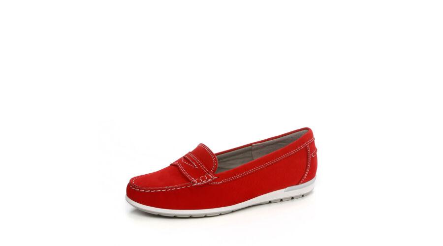 ad3317c2cf Ara piros mokaszin - 43 - Óriás-Shop nagyméretű férfi ruhák és női ...