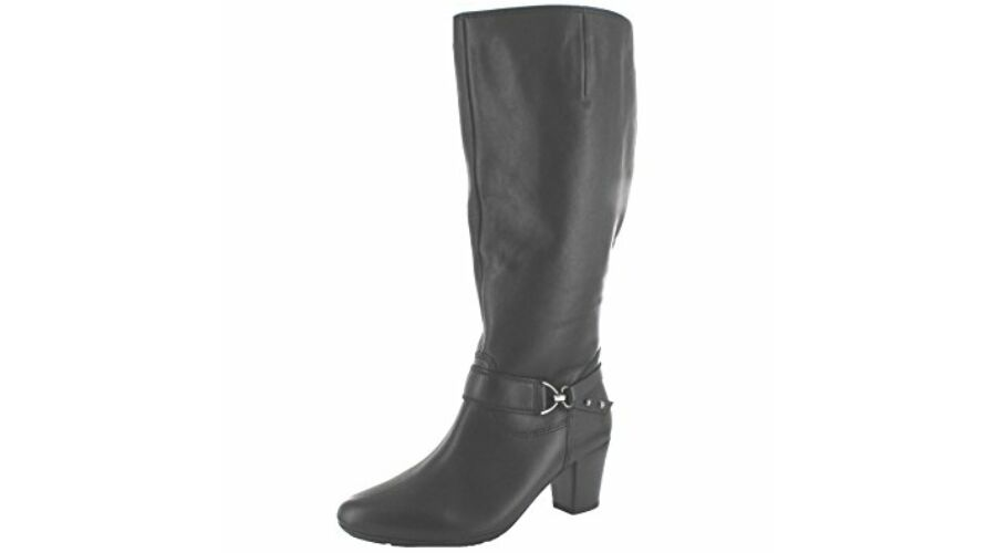 Gabor fekete női csizma - 44 - Óriás-Shop nagyméretű férfi ruhák és ... c6963fb5ce