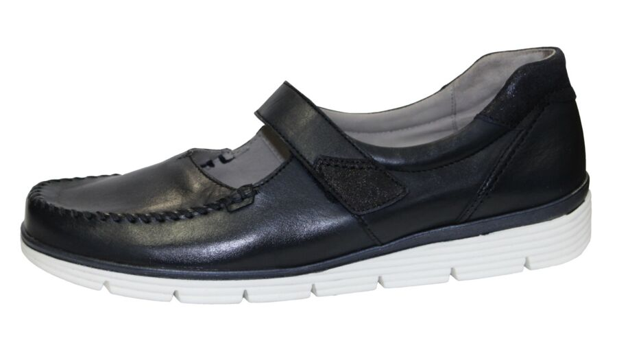 Gabor fekete tépőzáras cipő - 43 - Óriás-Shop nagyméretű férfi ruhák ... 2362290387