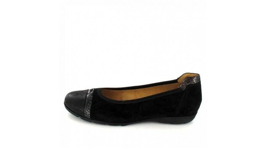 Gabor fekete balerina cipő - 43 - Óriás-Shop nagyméretű férfi ruhák ... 4cdc95d570