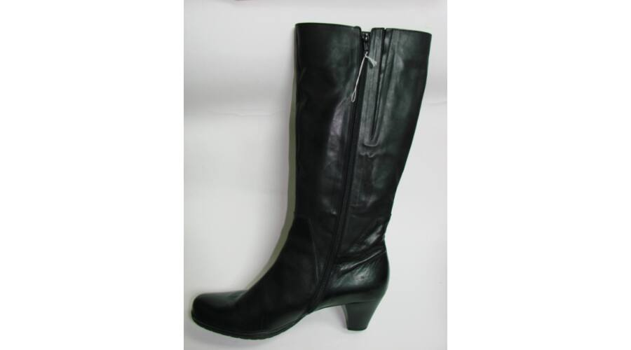 Gabor fekete női bőr csizma - 45 - Óriás-Shop nagyméretű férfi ruhák ... 7611a1fb01