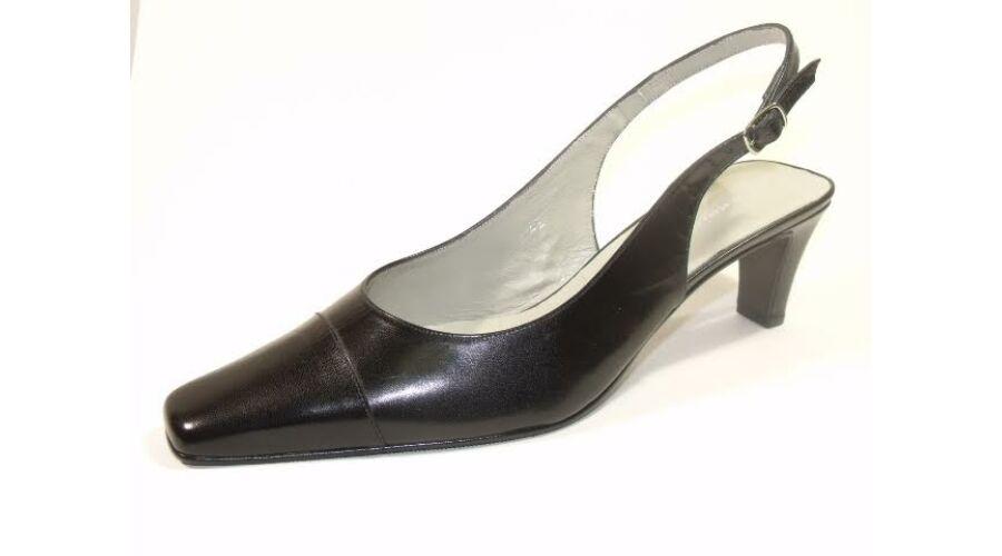 Gennia Ecosin fekete női alkalmi szandál - 43 - Óriás-Shop ... bf5155be0d