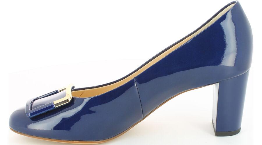 Högl kék csatos alkalmi cipő - 44 - Óriás-Shop nagyméretű férfi ... 3a20f3fb0c