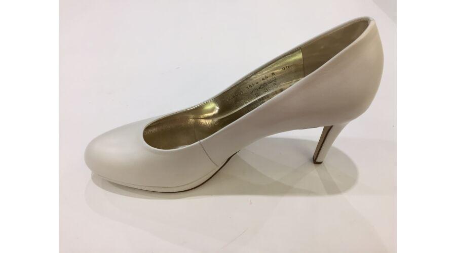 Högl fehér alkalmi cipő - 42 - Óriás-Shop nagyméretű férfi ruhák és ... bcce81a6b8