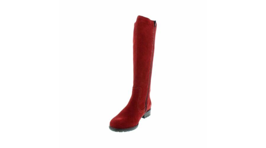 Remonte piros velúr csizma - 43 - Óriás-Shop nagyméretű férfi ruhák ... 6012f8eb4c