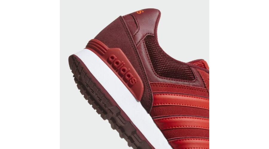 250fa671a5 Adidas Trainers Neo 10K low top piros utcai cipő - 49 1/3 - Óriás ...