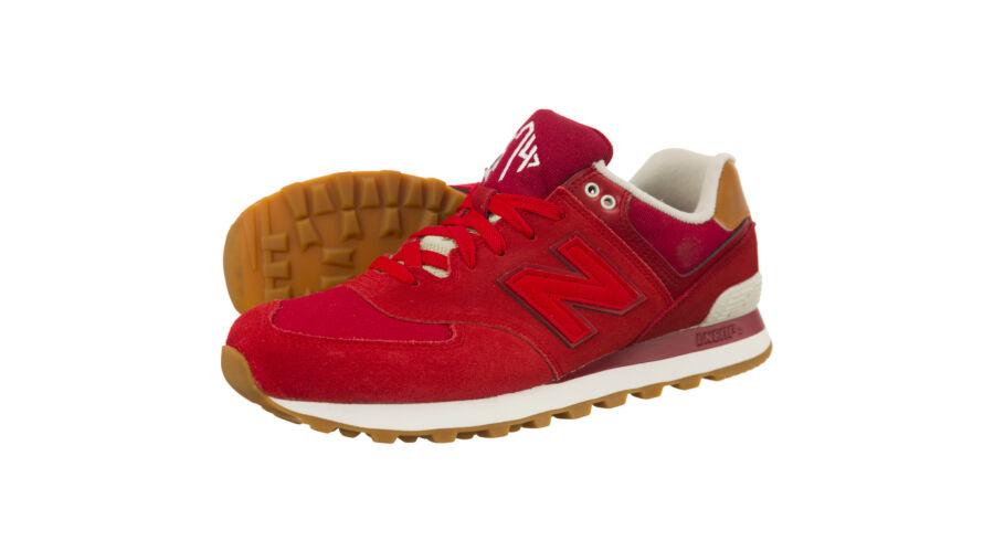 New Balance piros sportcipő - 47 1 2 - Óriás-Shop nagyméretű férfi ... 37f0703ee7
