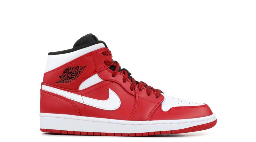 080386a8fe0e Nike Air Jordan 1 Mid - 49 1/2 - Óriás-Shop nagyméretű férfi ruhák ...