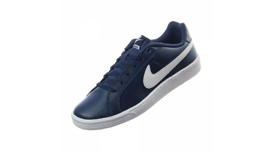 Nike Court Royale sötétkék bőr utcai cipő - 47 1 2 - Óriás-Shop ... 48162430e5