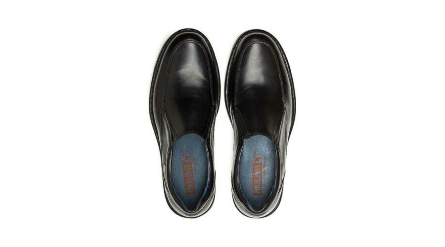 Pikolinos LUGO fekete bebújós cipő - 48 - Óriás-Shop nagyméretű ... 45abd8f8f3