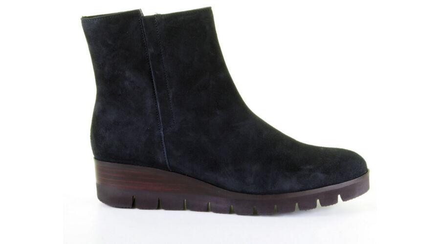 Gabor sötétkék éktalpú félszárú cipő - 43 - Óriás-Shop nagyméretű ... 5c79cefa54