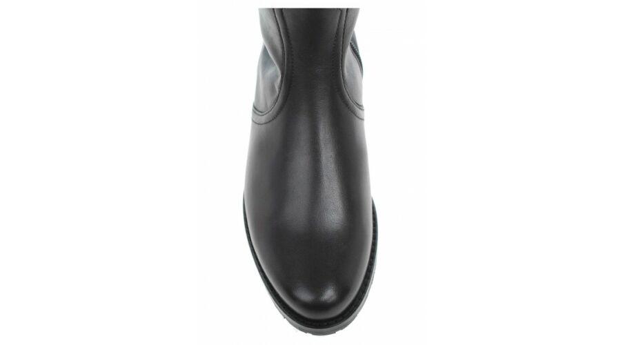 6f0d4c6f2325 Gabor fekete női csizma (extra bő szár) - 43 - Óriás-Shop nagyméretű ...