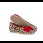 Kép 4/4 - Gabor párduc mintás balerina cipő
