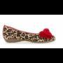 Kép 2/4 - Gabor párduc mintás balerina cipő