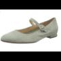 Kép 1/4 - Högl zöld balerina cipő