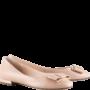 Kép 2/7 - Högl nude csatos alkalmi balerina