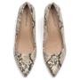 Kép 2/4 - Piccadilly kígyóbőr kényelmes alkalmi cipő