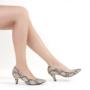 Kép 4/4 - Piccadilly kígyóbőr kényelmes alkalmi cipő